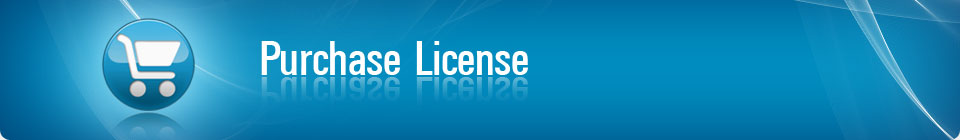 Banner for Product License