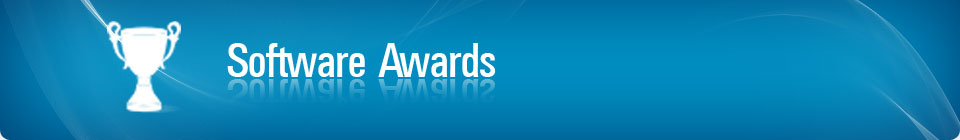 Software Award Banner